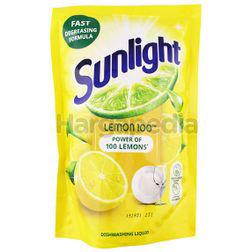 Sunlight Liquid Dish Wash Refill Lemon 700ml