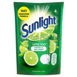 Sunlight Liquid Dish Wash Refill Lime 700ml