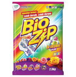 Bio Zip Detergent Powder Colour 2.3kg