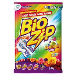 Bio Zip Detergent Powder Colour 3.8kg