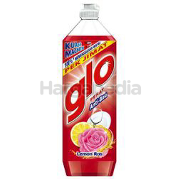 Glo Dishwash Liquid Lemon Rose 1.35lit