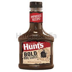 Hunt's Bold BBQ Sauce 510gm