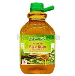 Green Love Rice Bran Cooking Oil 3lit