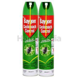 Baygon Cockroach Control 2x570ml
