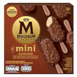 Wall's Magnum Mini Almond 6x45ml