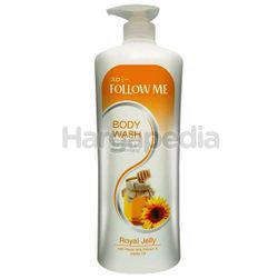 Follow Me Body Wash Royal Jelly 1lit
