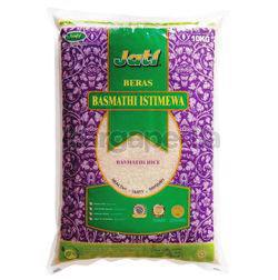 Jati Beras Basmathi Istimewa Rice 5kg