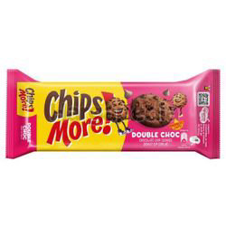 Chipsmore Double Choc 163.2gm