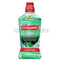 Colgate Plax Bamboo Charcoal Mint Mouthwash 750ml
