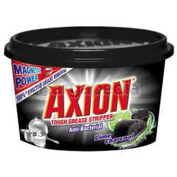 Axion Dishpaste Lime Charcoal 750gm
