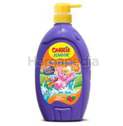 Carrie Junior Baby Hair & Body Wash Joyful Raspberry 700ml