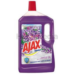 Ajax Fabuloso Floor Cleaner Lavender Fresh 2lit