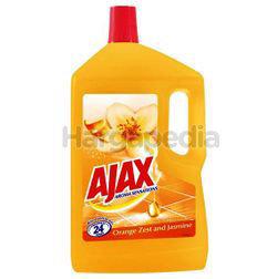 Ajax Aroma Sensation Floor Cleaner Orange Zest & Jasmine 1.5lit