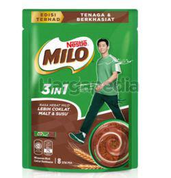 Milo 3in1 Original 8x33gm