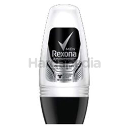 Rexona Men Deodorant Roll On Invisible Dry 50ml