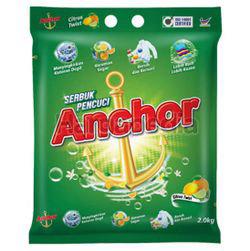 Anchor Detergent Powder Citrus Twist 2kg