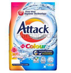 Attack Powder Detergent Colour 2.4kg