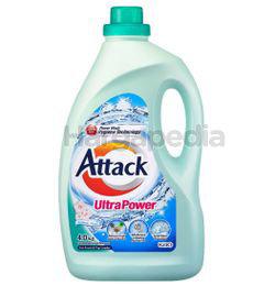 Attack Liquid Detergent Ultra Power 4kg