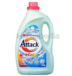 Attack Liquid Detergent Colour 3.6kg