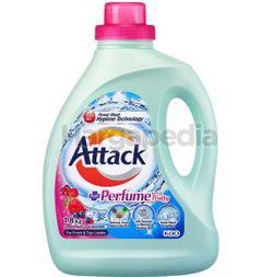 Attack Liquid Detergent Perfume Fruity 1.8kg