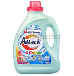 Attack Liquid Detergent Colour 1.8kg