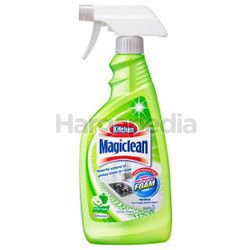 Magiclean Kitchen Cleaner Green Apple 500ml