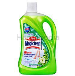 Magiclean Floor Cleaner Green Apple 2lit