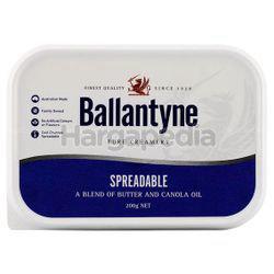 Ballantyne Spreadable Butter Tub 200gm