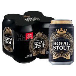 Royal Stout Can 4x320ml