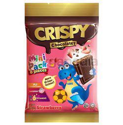 Crispy Mini Strawberry 6x11gm