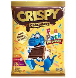 Crispy Fun Pack 25s 275gm