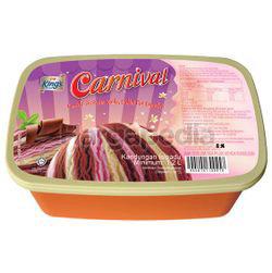 King's Ice Cream Carnival 1.2lit