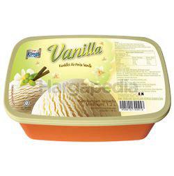 King's Ice Cream Vanilla 1.2lit