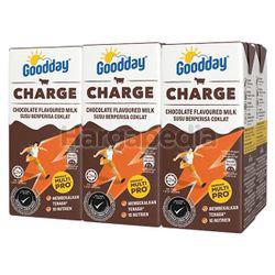 Goodday UHT Charge Chocolate Milk 6x200ml