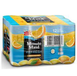 Minute Maid Refresh Orange 12x300ml