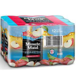 Minute Maid Refresh Apple 12x300ml