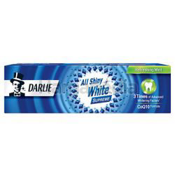 Darlie All Shiny White Supreme Refreshing Mint Toothpaste 120gm