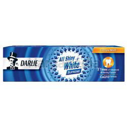 Darlie All Shiny White Supreme Citrus Mint Toothpaste 120gm