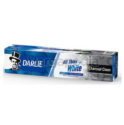 Darlie All Shiny White Charcoal Clean Toothpaste 140gm