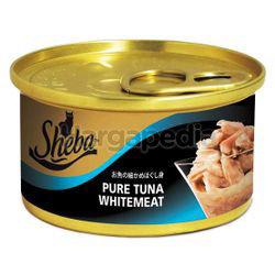 Sheba Cat Food Pure Tuna Whitemeat 85gm