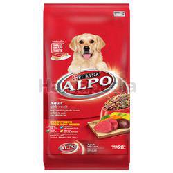 Alpo Adult Dry Dog Food Beef, Liver & Vegetable 20kg