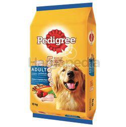 Pedigree Dry Dog Food Chicken & Vegetable 10kg