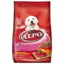 Alpo Puppy Dry Dog Food Beef & Vegetable 2.6kg