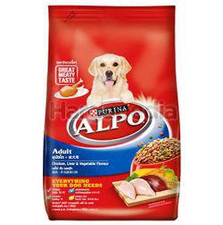 Alpo Adult Dry Dog Food Chicken, Liver & Vegetable 1.5kg