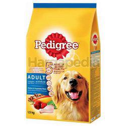 Pedigree Dry Dog Food Chicken & Vegetable 1.5kg