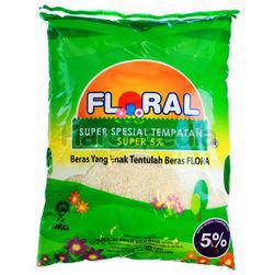Floral Super Special Tempatan Rice 10kg
