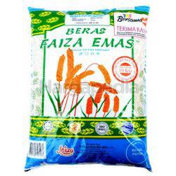 Faiza Emas Import White Rice 10kg