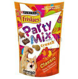 Friskies Party Mix Classic 60gm