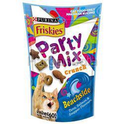 Friskies Party Mix Beachside 60gm