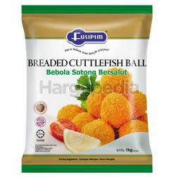 Fusipim Breaded Cuttlefish Ball 1kg